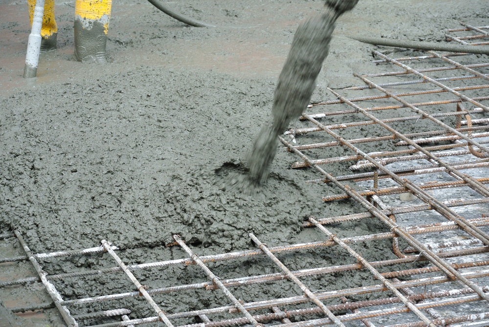 Concrete w/Wire Mesh – Girard Resources & Recycling LLC